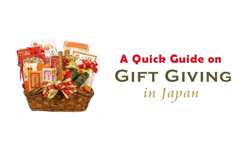 Gift Giving in Japan