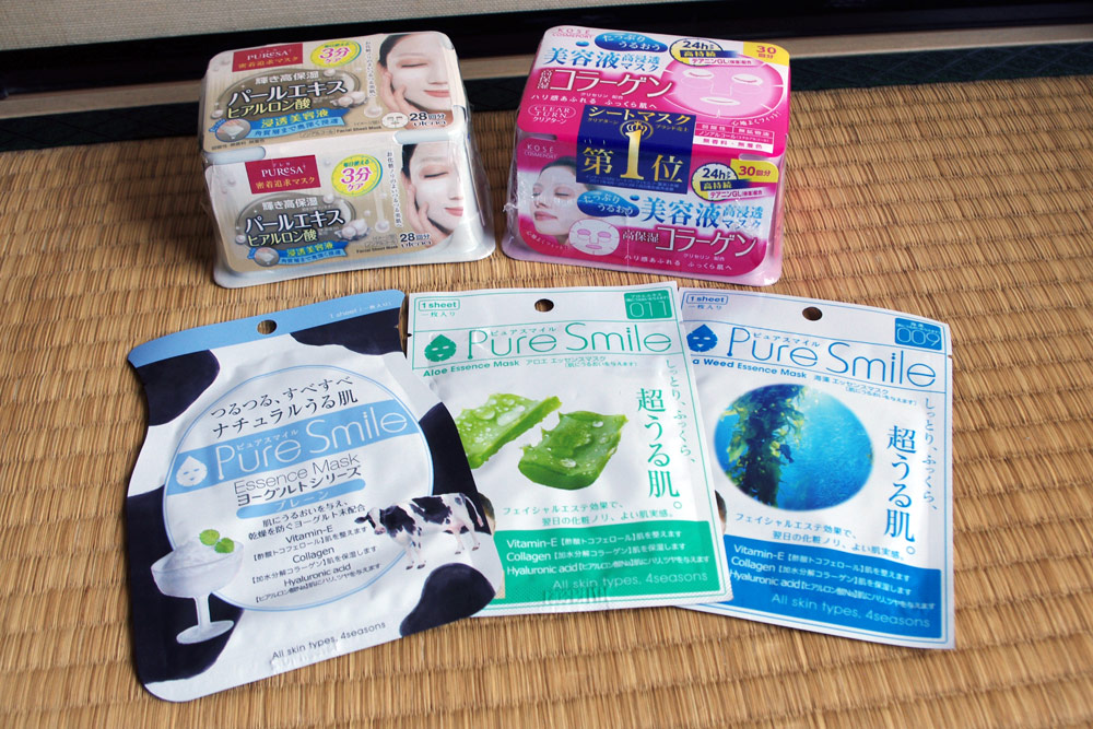 Top Japanese Skin Care Products Zooming Japan