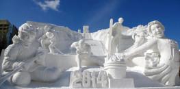 Sapporo Snow Festival Yuki Matsuri