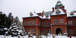 Exploring Snowy Sapporo