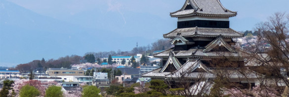 Japanese Castles - A Backpacker's Guide