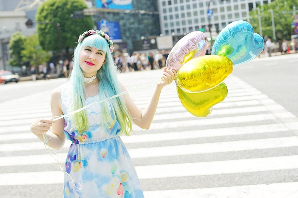 Harajuku Fashion Salz Tokyo and KAERU Parcels