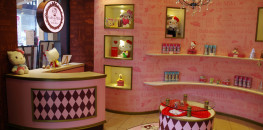 Hello Kitty Cafe in Himeji