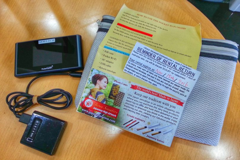 Mobile Wi-Fi Rental in Japan » Zooming Japan on